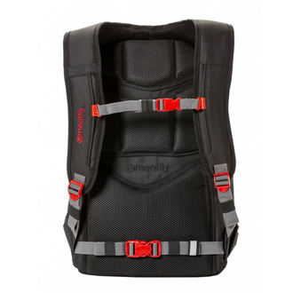 Backpack MEATFLY - EXILE 3 B - Black, MEATFLY