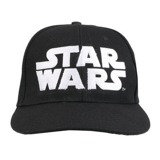 Cap STAR WARS - Logo - Black - HYBRIS, HYBRIS, Star Wars
