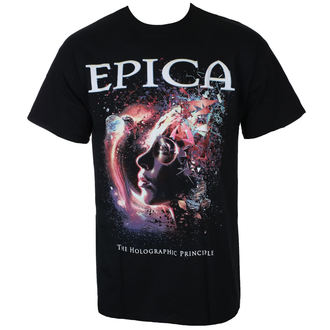 t-shirt metal men's Epica - HOLOGRAPHIC PRINCIPLE - Just Say Rock, Just Say Rock, Epica