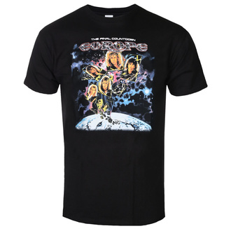 Men's t-shirt EUROPE - FINAL COUNTDOWN - BLACK - GOT TO HAVE IT, GOT TO HAVE IT, Europe
