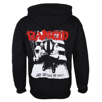 hoodie men's Rancid - And Out Come The Wolves - KINGS ROAD, KINGS ROAD, Rancid