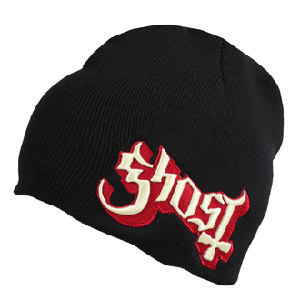 Beanie Ghost - Logo - ROCK OFF, ROCK OFF, Ghost