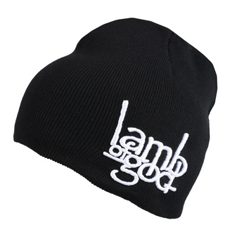 Beanie Lamb Of God - Logo - ROCK OFF, ROCK OFF, Lamb of God