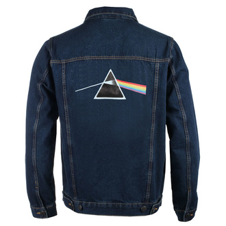 Men's jacket Pink Floyd - DSOTM Prism - DENIM - ROCK OFF, ROCK OFF, Pink Floyd