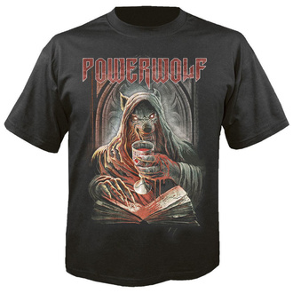 Men's t-shirt POWERWOLF - We drink your blood - NUCLEAR BLAST, NUCLEAR BLAST, Powerwolf