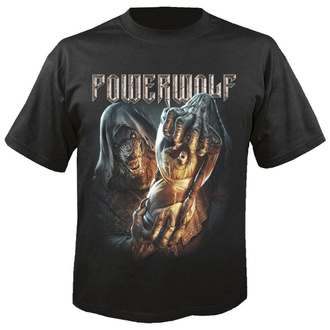 Men's t-shirt POWERWOLF - Hourglass - NUCLEAR BLAST, NUCLEAR BLAST, Powerwolf