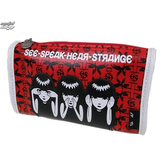 bag EMILY THE STRANGE - Emily (E3081407) See Speak Hear STRANGE Make Up Case