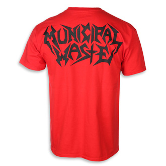 t-shirt men Municipal Waste - Skelbot - ART WORX, ART WORX, Municipal Waste
