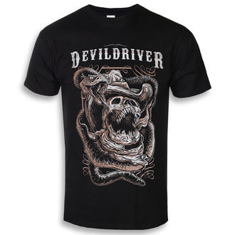 t-shirt metal men's Devildriver - Cowboy2 - NAPALM RECORDS - TS_502