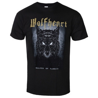 Men's t-shirt WOLFHEART - Wolves of Karelia - NAPALM RECORDS - TS_6021