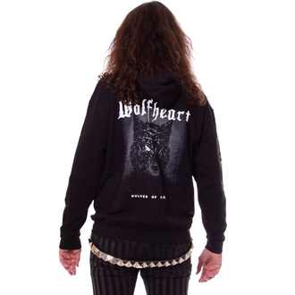 Men's hoodie WOLFHEART - Wolves of Karelia - NAPALM RECORDS, NAPALM RECORDS, Wolfheart
