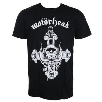 t-shirt metal men's Motörhead - Rosary - ROCK OFF - MHEADTEE43MB