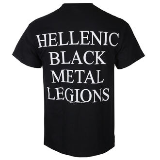 t-shirt metal men's Rotting Christ - HELLENIC BLACK METAL LEGIONS - RAZAMATAZ, RAZAMATAZ, Rotting Christ