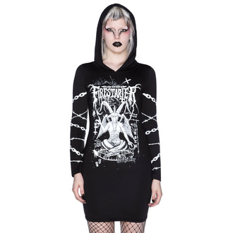 Women's dress KILLSTAR - Firestarter, KILLSTAR