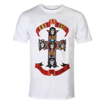 t-shirt metal men's Guns N' Roses - Appetite For Destruction - ROCK OFF, ROCK OFF, Guns N' Roses