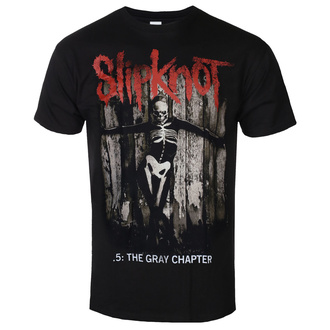 Men's t-shirt Slipknot - The Gray - Chapter Album - ROCK OFF, ROCK OFF, Slipknot