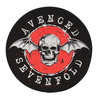 Large patch Avenged Sevenfold - Distressed Skull - RAZAMATAZ, RAZAMATAZ, Avenged Sevenfold