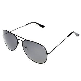 Sunglasses JEWELRY & WATCHES - AVIATOR - Black - JW001