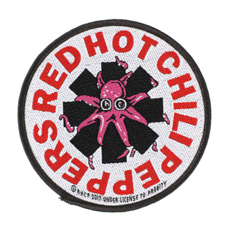 Patch Red Hot Chili Peppers - Octopus - RAZAMATAZ, RAZAMATAZ, Red Hot Chili Peppers
