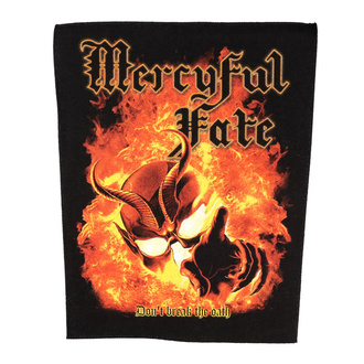 Large patch Mercyful Fate - Don't Break The Oath - RAZAMATAZ, RAZAMATAZ, Mercyful Fate
