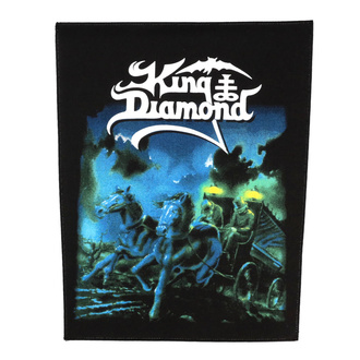 Large patch King Diamond - Abigail - RAZAMATAZ, RAZAMATAZ, King Diamond