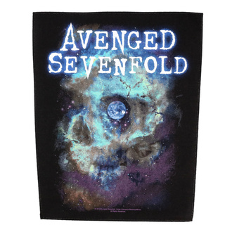 Large patch Avenged Sevenfold - Nebula - RAZAMATAZ, RAZAMATAZ, Avenged Sevenfold