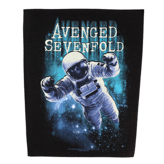 Large patch Avenged Sevenfold - Astronaut - RAZAMATAZ, RAZAMATAZ, Avenged Sevenfold