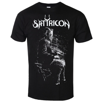 Men's t-shirt SATYRICON - Fanden - BLACK, NNM, Satyricon