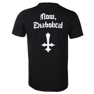Men's t-shirt SATYRICON - Now Diabolical - BLACK, NNM, Satyricon
