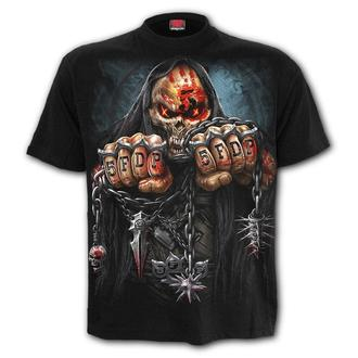 t-shirt metal men's Five Finger Death Punch - Five Finger Death Punch - SPIRAL - G222M101