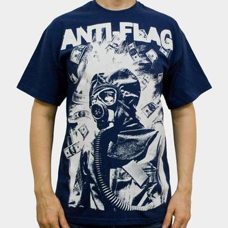 t-shirt metal men's Anti-Flag - KINGS ROAD - KINGS ROAD - 00160