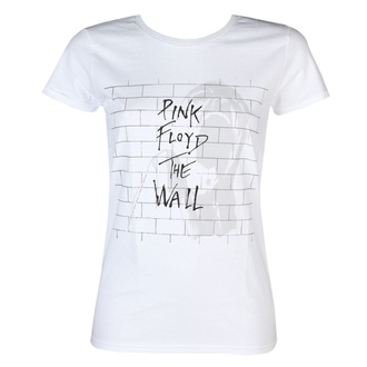 Women's T-shirt Pink Floyd- The wall - Should I trust - LOW FREQUENCY, LOW FREQUENCY, Pink Floyd
