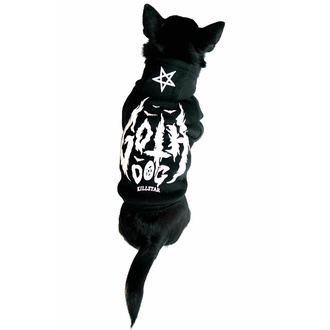 Dog outfit (hoodie) KILLSTAR - Goth Dog, KILLSTAR