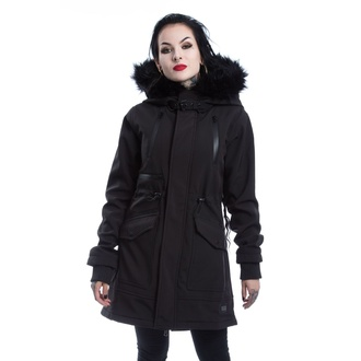 Women's jacket VIXXSIN - HELENE PARKA - BLACK, VIXXSIN