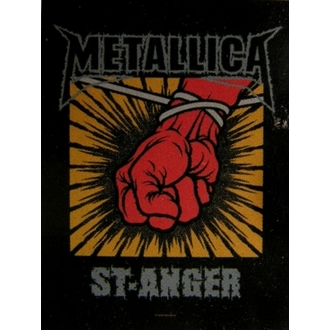 flag Metallica - St.Anger - HFL725
