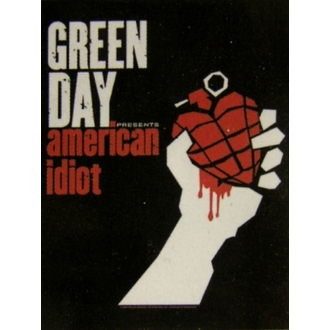 flag Green Day - American Idiot - HFL0742
