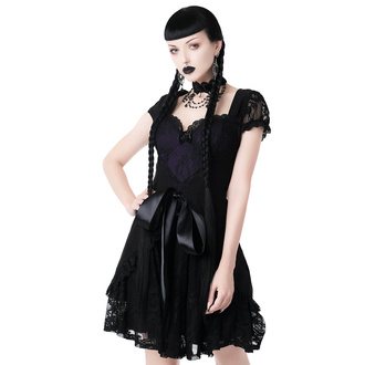 Women's dress KILLSTAR - Hocus Party - PLUM, KILLSTAR