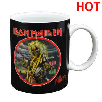 cup termoeffect Iron Maiden - Killers, NNM, Iron Maiden