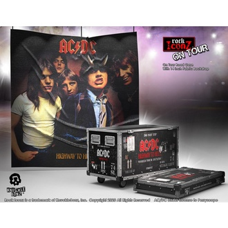 Decoration AC / DC - On Tour Highway to Hell Road - KNUCKLEBONZ, KNUCKLEBONZ, AC-DC