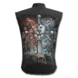 Men's sleeveless shirt (vest) SPIRAL - APOCALYPSE, SPIRAL