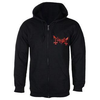 hoodie men's Mayhem - Deathcrush - RAZAMATAZ, RAZAMATAZ, Mayhem