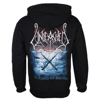hoodie men's Unleashed - Blot, Loyalty And Sacrifice - RAZAMATAZ, RAZAMATAZ, Unleashed