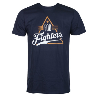 Men's t-shirt - Foo Fighters - NAVY - ROCK OFF, ROCK OFF, Foo Fighters