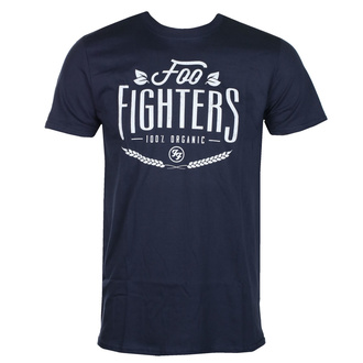 Men's shirt Foo Fighters - NAVY- ROCK OFF, ROCK OFF, Foo Fighters