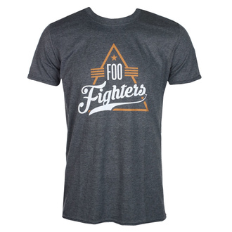 Men's t-shirt Foo Fighters - HEATHER - ROCK OFF, ROCK OFF, Foo Fighters