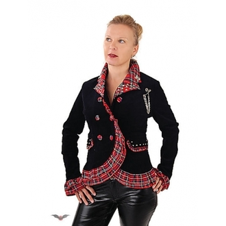 jacket women's QUEEN OF DARKNESS ja1-044/06