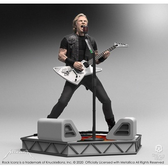 Figure Metallica - James Hetfield - Limited Edition - KNUCKLEBONZ, KNUCKLEBONZ, Metallica