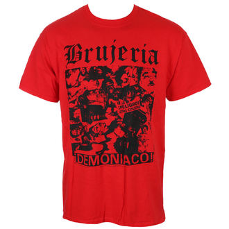t-shirt metal men's Brujeria - DEMONIACO - Just Say Rock, Just Say Rock, Brujeria
