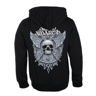 hoodie men's Amon Amarth - GREY SKULL - PLASTIC HEAD, PLASTIC HEAD, Amon Amarth