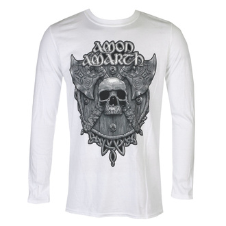 t-shirt metal men's Amon Amarth - GREY SKULL - PLASTIC HEAD, PLASTIC HEAD, Amon Amarth